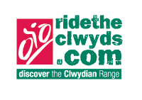 Ride the Clwyds logo